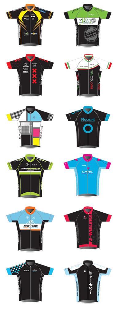 Vraag vandaag een offerte aan bij Just Cycle Sportswear en rijd binnenkort met je bedrijfsteam of fietsclub in professionele wielerkleding in je eigen stijl